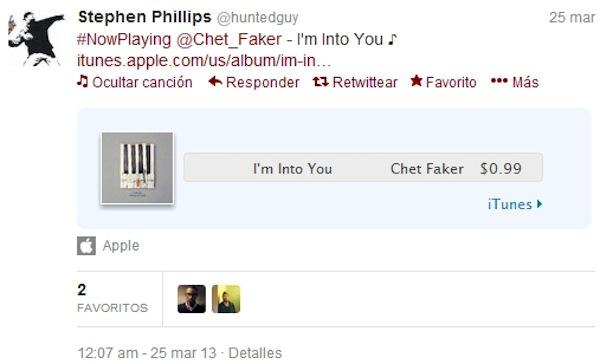 Twitter lanzaría una aplicación de música con ayuda de iTunes, Soundcloud y VEVO - Twitter-music