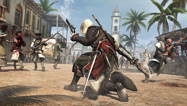 Assassin's Creed IV: Black Flag nos muestra su primer tráiler con gameplay - aciv