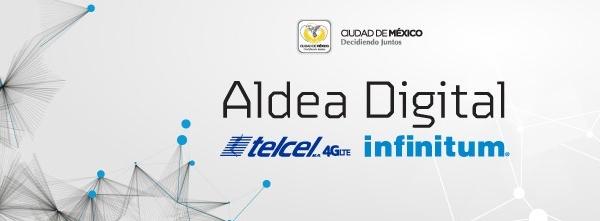 Aldea Digital contará con red móvil 4GLTE - aldea-digital-telcel-4glte-infinitum