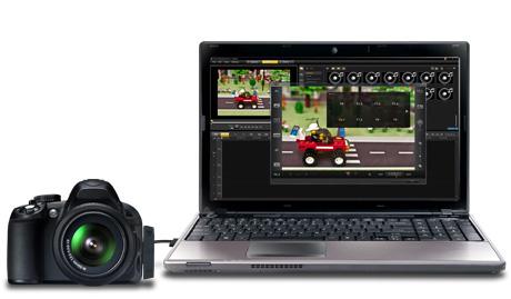 Editores de video para Windows - corel