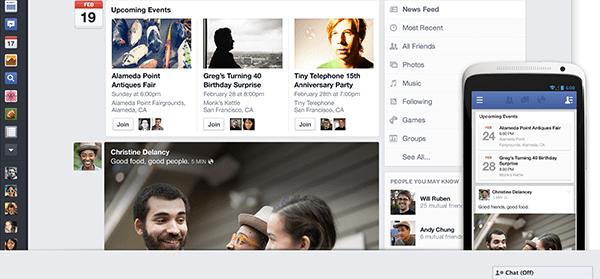 Facebook presenta un nuevo diseño del perfil y del Feed de Noticias - facebook-news-feed
