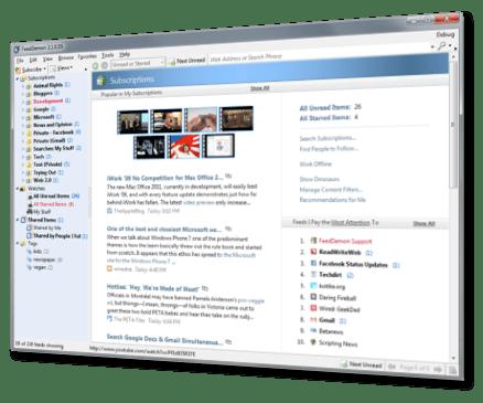 Alternativas a Google Reader - fd3screen-sm