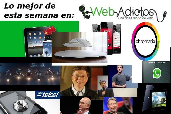 WhatsApp para Android dejaría de ser gratis, LTE para iPhone 5 en México, rediseño de Facebook y más [Resumen semanal] - lo-mejor-de-la-semana-webadictos