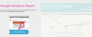Crea una infografía con tus estadísticas de Google Analytics en Visua.ly