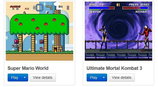 Juega los clásicos de Nintendo en línea - snesbox-juegos-nintendo-en-linea