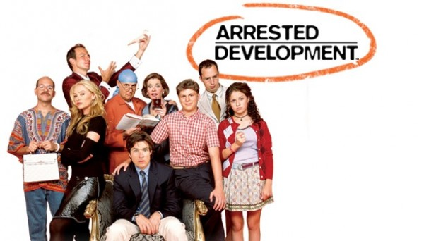 Netflix estrenará la cuarta temporada de Arrested Development - ArrestedDevelopment-600x342