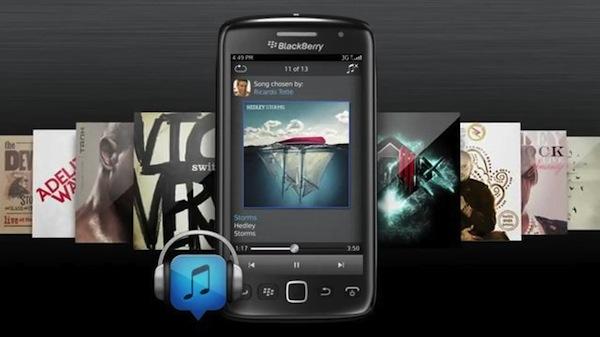 BBM Music cerrará el próximo 2 de junio de acuerdo a BlackBerry - BBM-Music