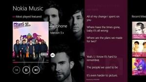 Nokia Music para Windows 8 y RT es lanzado oficialmente