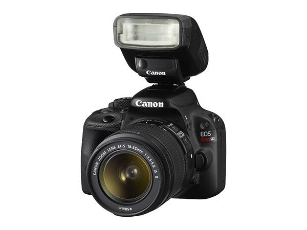 Canon lanza la EOS Rebel SL1, la cámara DSLR más pequeña del mundo - SL1-3