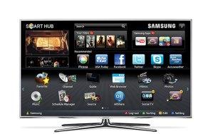 Samsung impulsa el desarrollo de aplicaciones para Smart TV