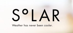 Solar, una aplicación diferente para consultar el clima en iOS