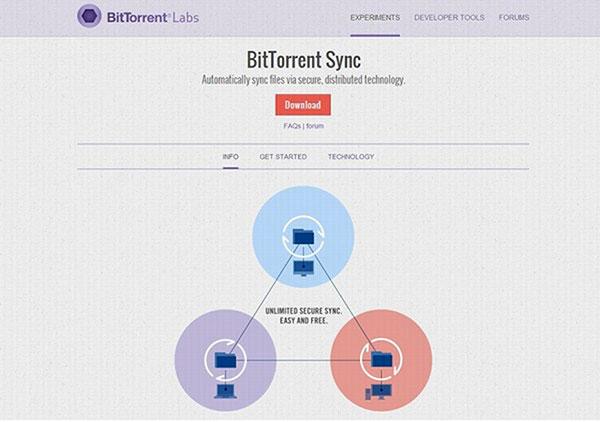 Sincroniza fácilmente archivos entre varias PC's con BitTorrent Sync - bittorrent-sync