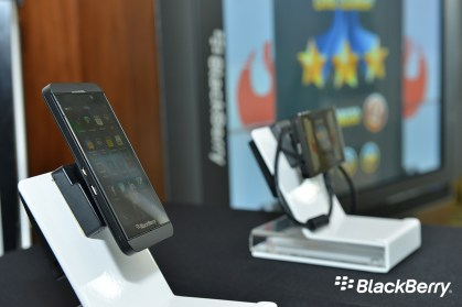 El futuro de la movilidad, Big Data y tendencias, entre lo visto en el día 2 de The Be Mobile Conference - blackberry-z10-be-mobile-dia-2