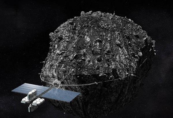Presidente Obama en planes para capturar asteroides - capturar-asteroides1