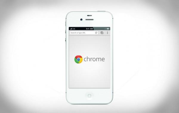 Chrome para iOS se actualiza y ya permite visualizar a pantalla completa - chrome-ios-600x380