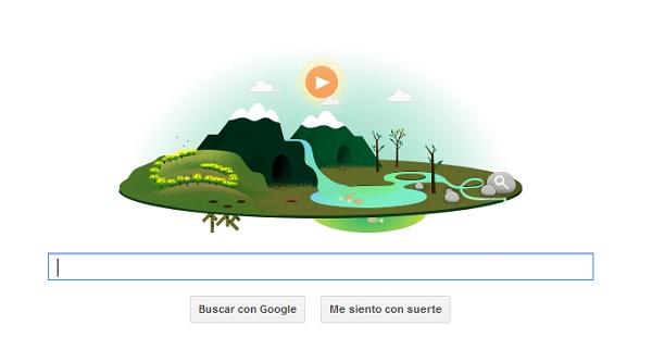 Google presenta doodle interactivo por el Día de la Tierra - doodle-del-dia-de-la-tierra