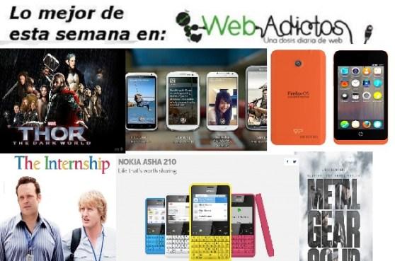 Nokia Asha 210 con botón whatsapp, Facebook home, galaxy s4 en México y mucho más [Resumen semanal] - resumen-semanal-de-webadictos2