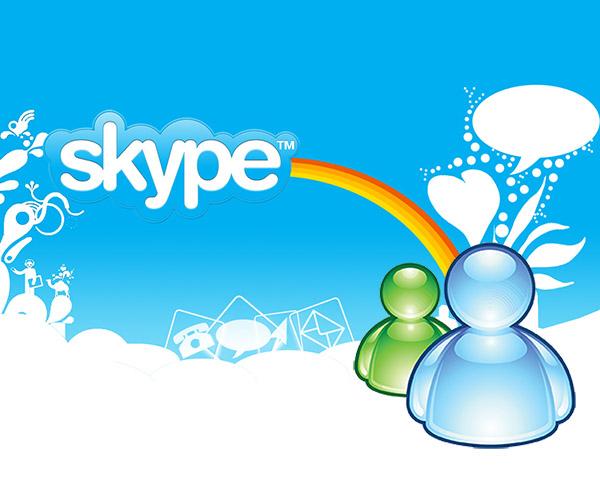skype msn messenger El adiós a MSN Messenger y Hotmail y la bienvenida a Skype y Outlook [Infografía]