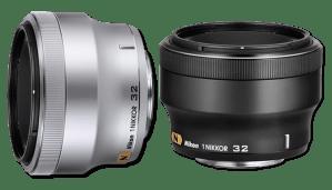 Nuevo lente 1 NIKKOR 32mm f/1.2 para Nikon 1, ideal para fotografías con poca luz