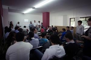 500 Mexico City presenta 18 nuevas startups en aceleramiento
