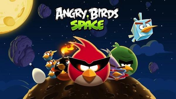 Angry Birds Space para iOS gratis por tiempo limitado - Angry-Birds-Space