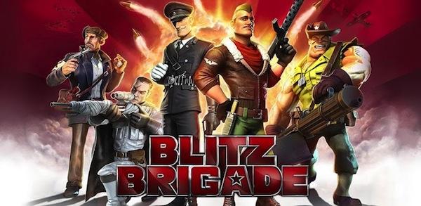 Blitz Brigade, el nuevo juego multiplayer online de Gameloft es lanzado para iOS y Android - Blitz-Brigade
