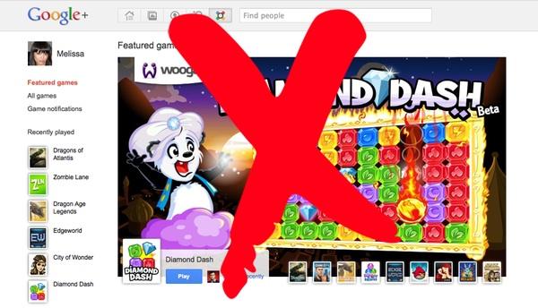 Los juegos de Google+ cerrarán el 30 de junio - Google-Games-cierra