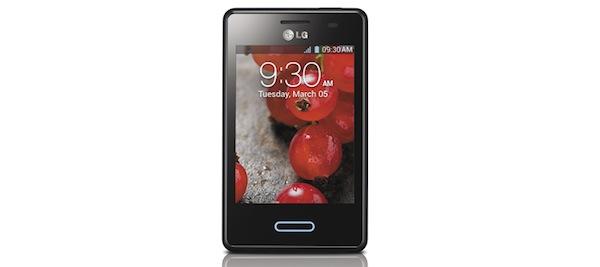 LG presenta en México los nuevos Optimus L3X, L5X y L7X - LG-lx4