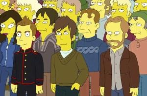 Sigur Rós aparecerá en Los Simpsons