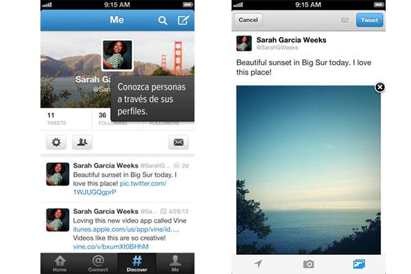 Twitter para iOS se actualiza con interesantes mejoras - Twitter-5-7-ios