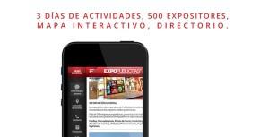 EXPOPUBLICITAS, el evento más importante para publicistas en Latinoamérica saca su aplicación móvil