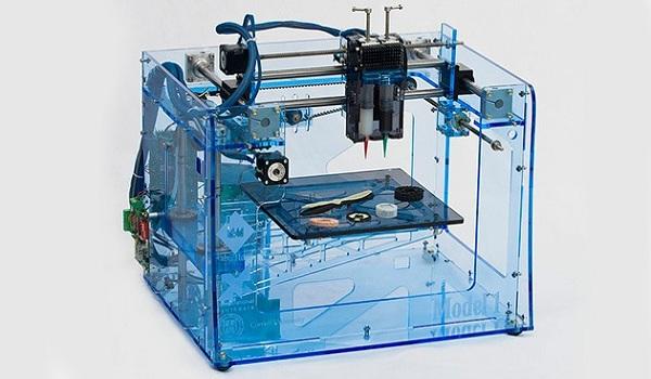 La NASA podría alimentar a sus astronautas por medio de impresoras 3D - crear-comida-impresora-3d