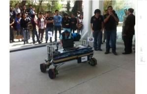 Mexicanos competirán en el «Lunabotics Mining Competition» que organiza la NASA