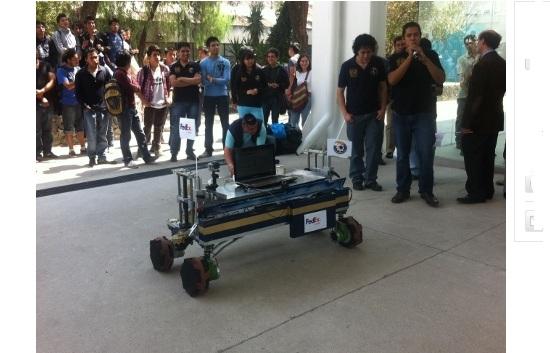 """Mexicanos competirán en el """"Lunabotics Mining Competition"""" que organiza la NASA - mexicanos-compiten-en-lunabotics-nasa"""