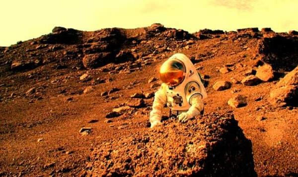 La radiación podría frenar los deseos de colonizar Marte - radiacion-un-peligro-para-viajar-a-marte