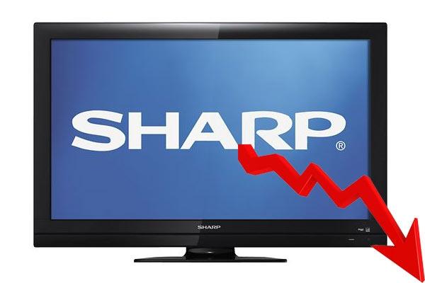 Sharp en dirección a la quiebra por pérdidas millonarias - sharp-bancarrota