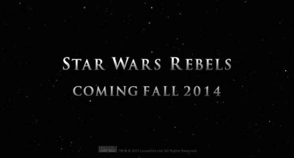 Star Wars Rebels, será la primera serie animada de Lucasfilms y Disney - star-wars-rebels
