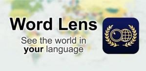 Word Lens, aplicación para traducir letreros y ver el mundo en tu idioma