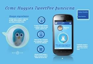 TweetPee, aplicación que te notificará cada vez que tu bebe se hace pipí