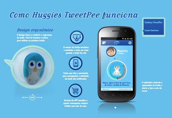 TweetPee, aplicación que te notificará cada vez que tu bebe se hace pipí - tweetpee-bebe-pis