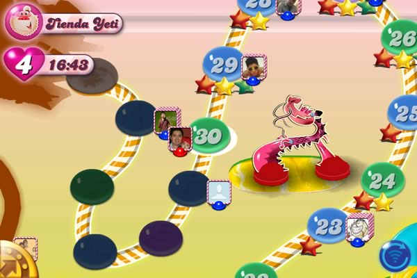 vidas candy crush saga Trucos de Candy Crush Saga y guías para pasar los niveles en video
