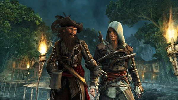 Assassin's Creed IV: Black Flag tiene nuevo tráiler en el E3 y video con espectacular gameplay - Assassins-Creed-4-Black-Flag-yarr-600x337
