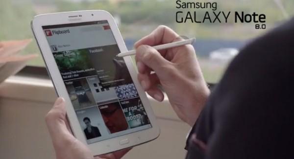 Samsung publica un nuevo comercial de su Galaxy Note 8.0 - Galaxy-Note-8-comercial-600x325