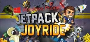 Jetpack Joyride por fin llega a Windows Phone