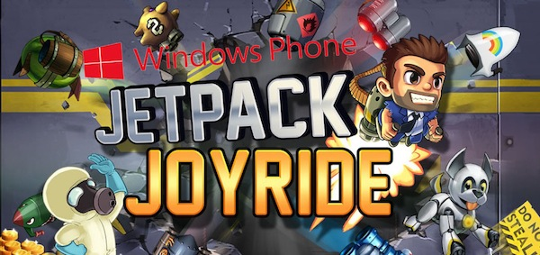 Jetpack Joyride por fin llega a Windows Phone - Jetpack-Joyride-windows-Phone