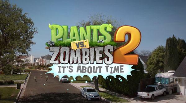 Plants vs Zombies 2: disponible a partir del 18 de julio en iOS - Plants-vss-Zombies-2-teaser-001