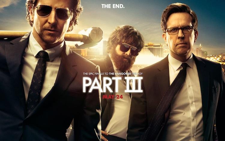 Estreno de la semana en el cine: ¿Qué pasó ayer? Parte III - The-Hangover-part-3