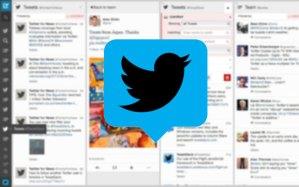 TweetDeck 3.0.2 para Windows y Mac es lanzado por Twitter con un ligero cambio de diseño