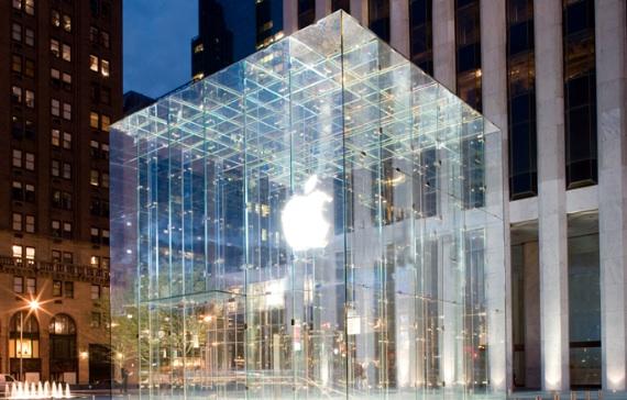 Francia obliga a Apple a pagar 5 millones de euros en impuestos no pagados en 2011 - apple_store_francia