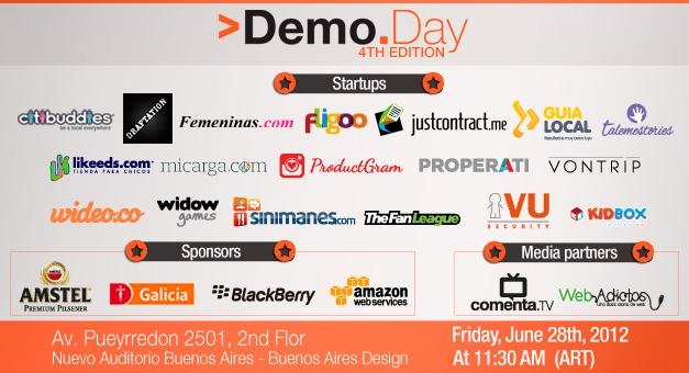 18 startups buscan inversión en el 4to DemoDay de NXTP Labs - demoday-nxtp-labs-4ta-edicion